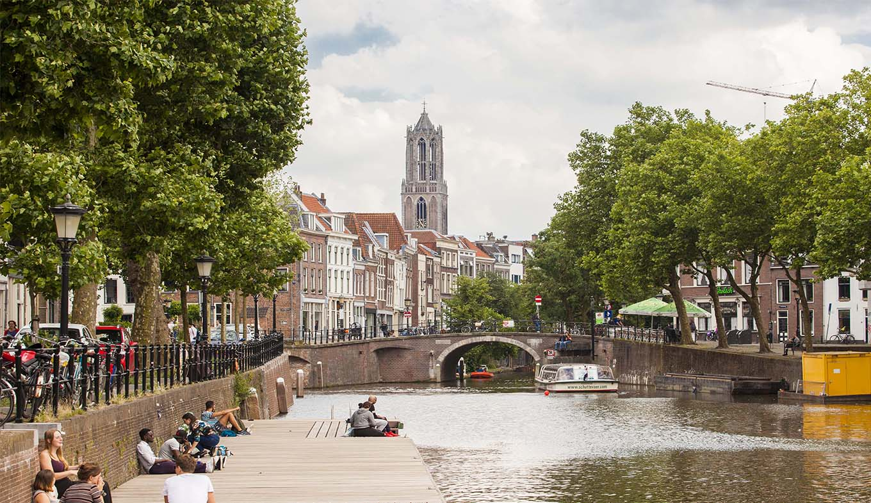 Climate-adaptive Utrecht